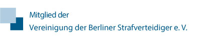 Logo der Vereinigung der Berliner Strafverteidiger e. V.